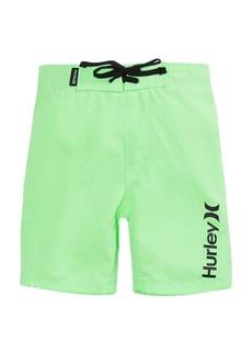 Hurley Toddler Boys Heathered Boardshort