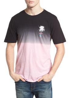 Hurley Trajectory Dip Dye T-Shirt