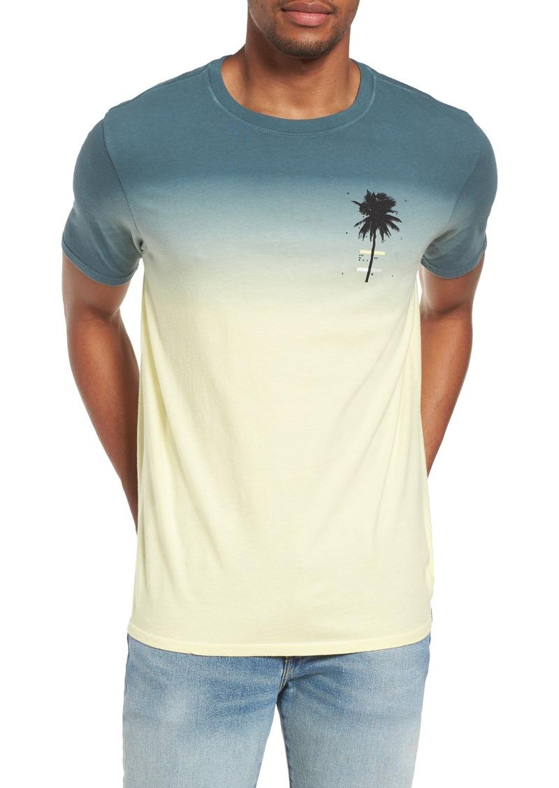 Hurley Trajectory Dip Dye T Shirt Shirts