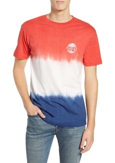 Hurley USA Palmer Tie Dye T-Shirt