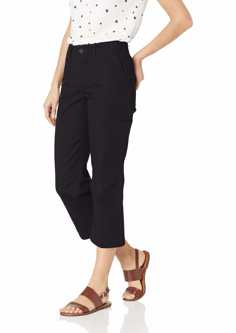 Hurley Women's Apparel Junior's Lowrider Flat Front Wide Leg Chino Pant