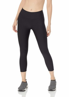 Hurley Women's Apparel Junior's Quick Dry Cropped Compression Legging  S