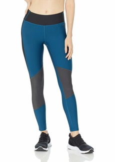 Hurley Women's Apparel Street Ready Color Blocked Legging  L