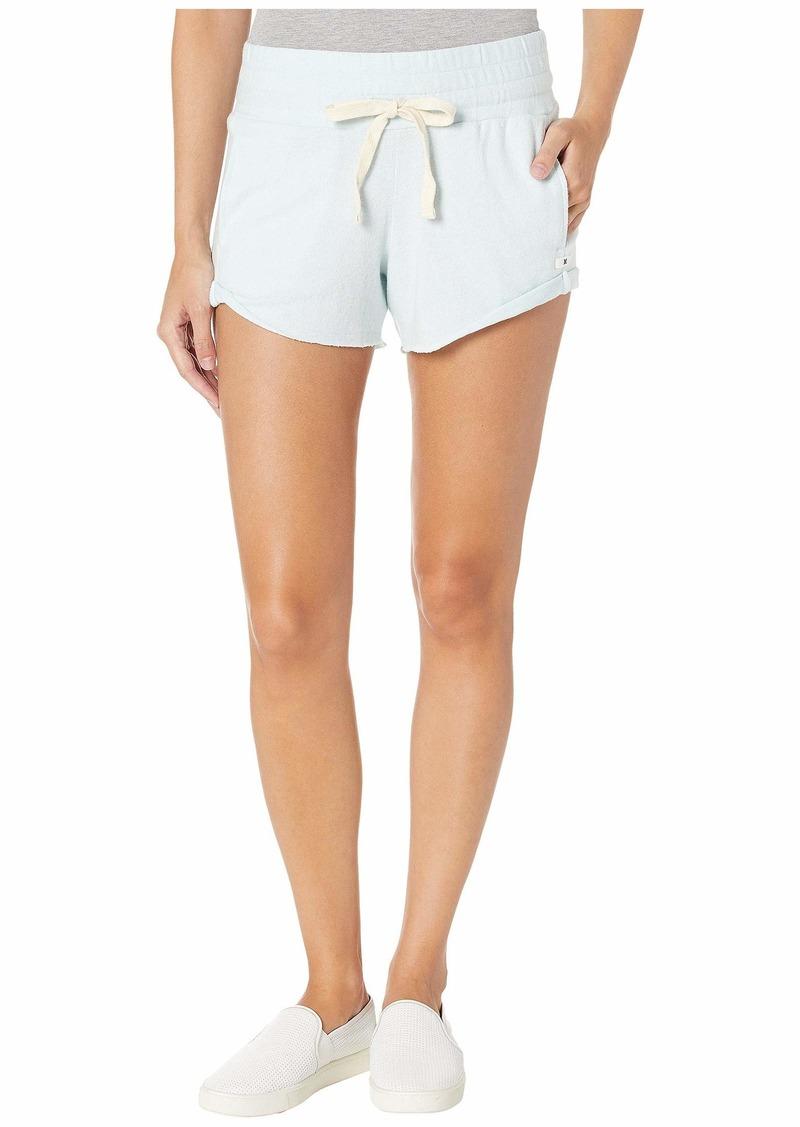Hurley Women's Apparel Women's Chill Fleece Shorts  XL
