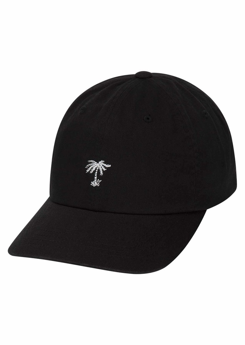 Hurley Women's Apparel Women's Fronds Palm Dad Hat   Fits All