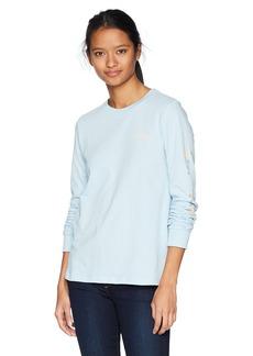 Hurley Women's Apparel Women's Long-Sleeve Floral T-Shirt
