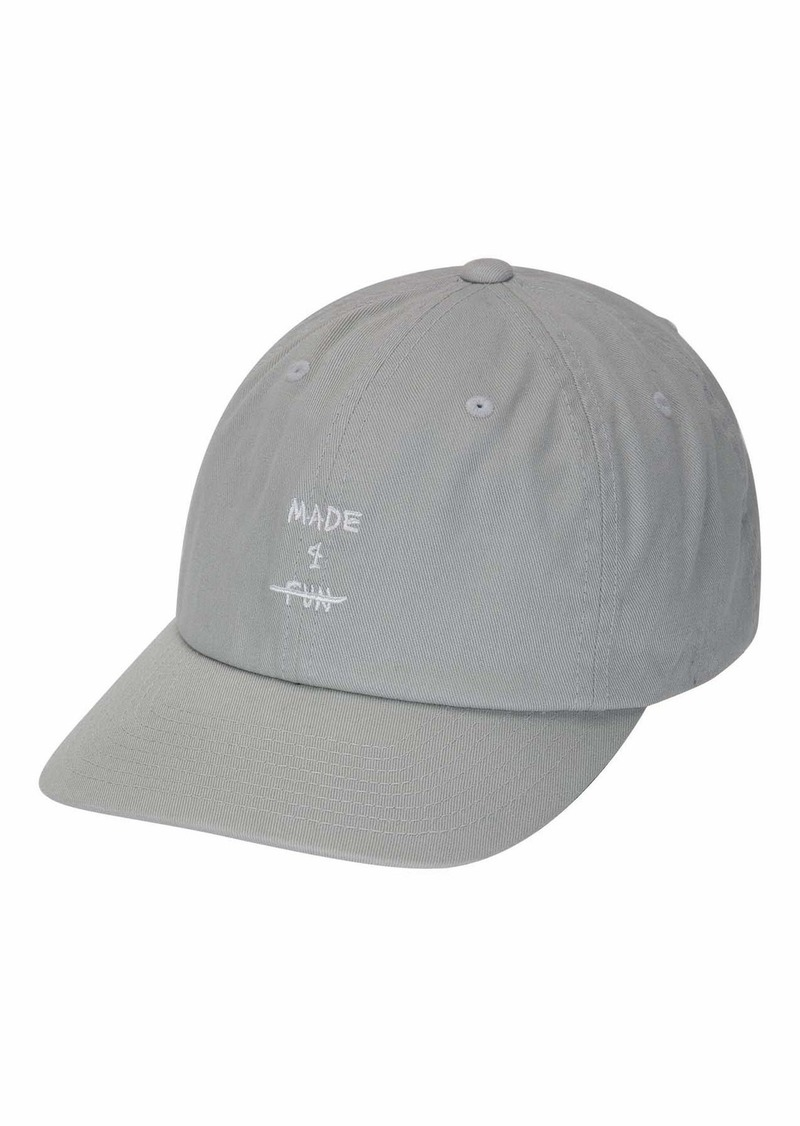 Hurley Women's Apparel Women's Made 4 Fun Dad Hat   Fits All