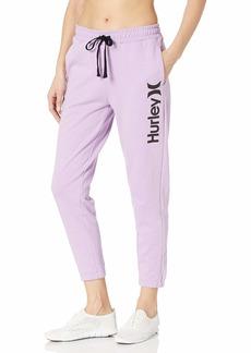 Hurley Women's Apparel Women's One & Only Fleece Jogger Sweatpants  XS