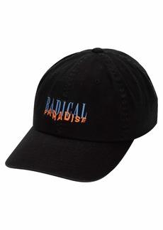 Hurley Women's Apparel Women's Radical Canvas Dad Baseball Cap Hat
