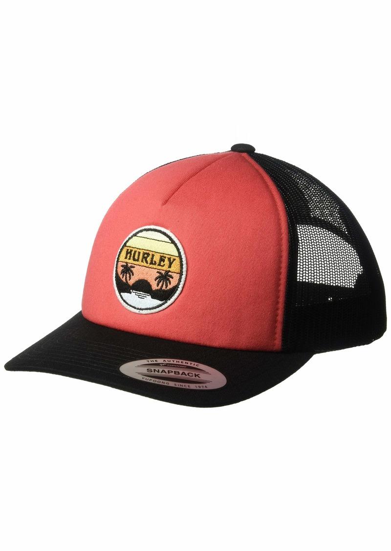Hurley Women's Apparel Women's Retro Trucker Hat   Fits All