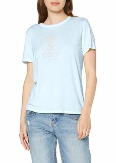 Hurley Women's Apparel Women's Surf and Enjoy T-Shirt  XL