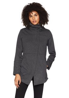 Hurley Women's Apparel Women's Thermafit Winchester Zip up Fleece Sweatshirt  M