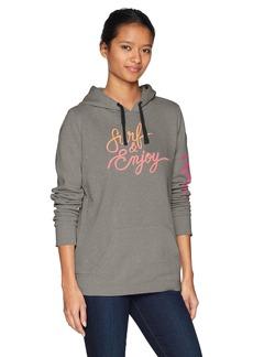 Hurley Women's Graphic Fleece Pullover Hoodie