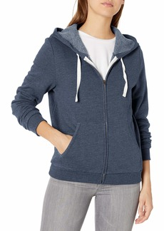 Hurley Women's Perfect Solid Zip Fleece Hoodie  XL