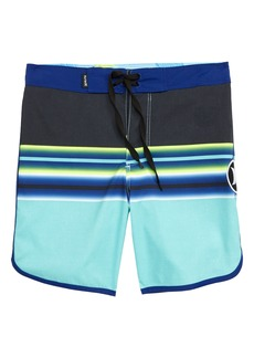 Hurley Zen Stripe Board Shorts (Big Boys)