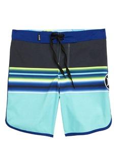 Hurley Zen Stripe Board Shorts (Toddler Boys & Little Boys)