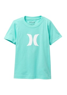 Hurley Icon Fill Tee (Toddler Boys)