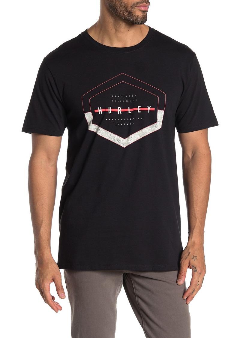 Hurley Jetter Premium Short Sleeve T-Shirt