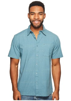 Hurley Jones Dot Short Sleeve Woven