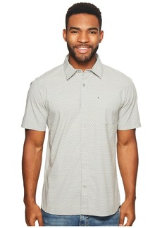 Hurley Jones Dot Short Sleeve Woven