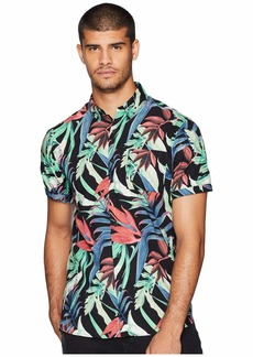 Hurley Jungle Trip Short Sleeve Woven