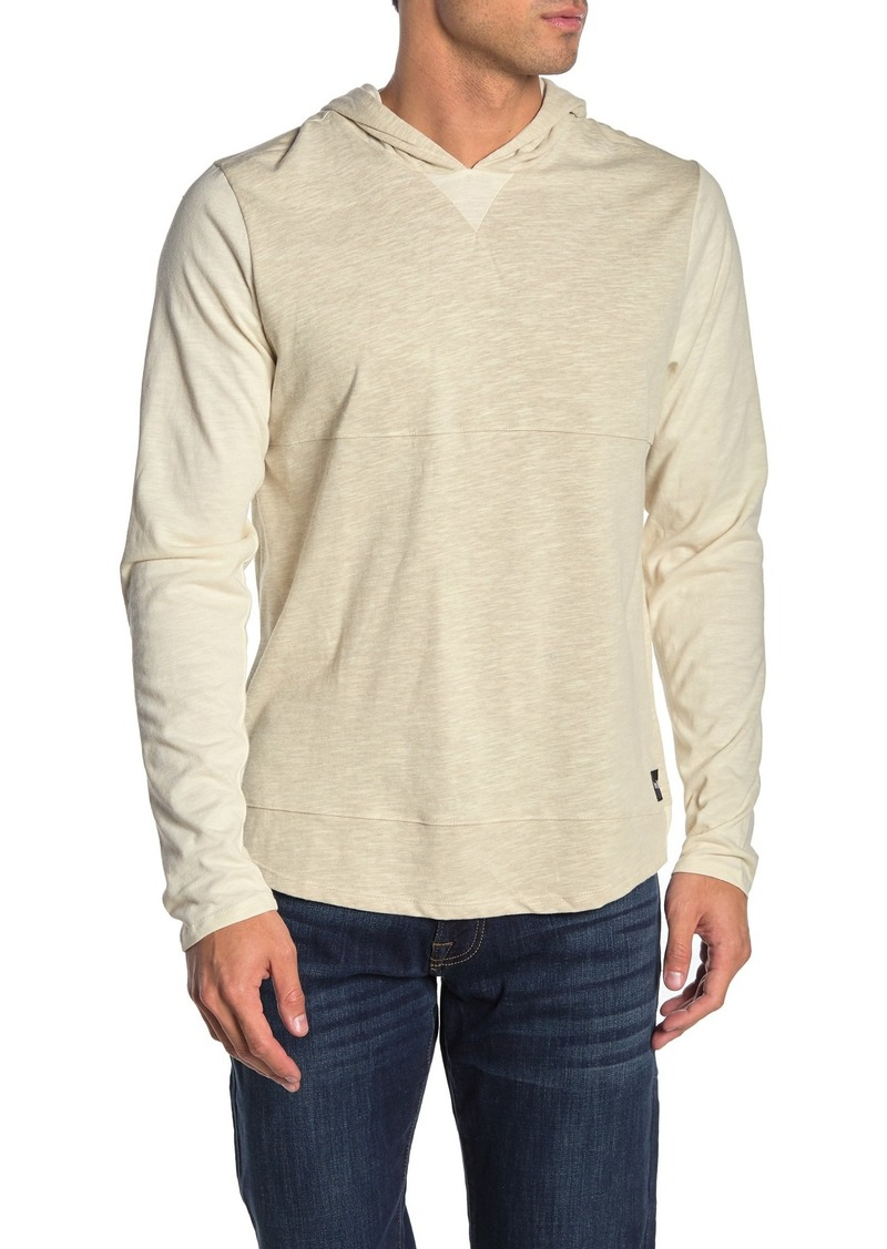 Hurley Knit Hooded Pullover Long Sleeve T-Shirt