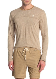 Hurley Knit Long Sleeve T-Shirt