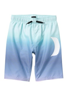 Hurley Logo Gradient Pull-On Swim Trunks (Little Boys & Big Boys)