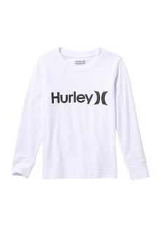 Hurley Long Sleeve Logo T-Shirt (Little Boys)