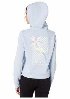 Hurley Mingo Perfect Fleece Crop Pullover