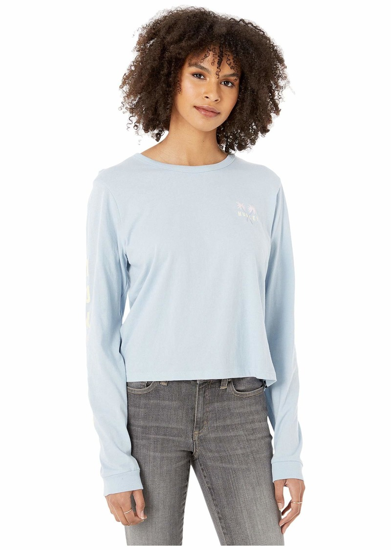Hurley Mingo Perfect Long Sleeve T-Shirt
