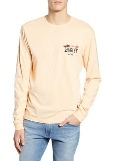 Hurley Mirari Graphic Long Sleeve T-Shirt