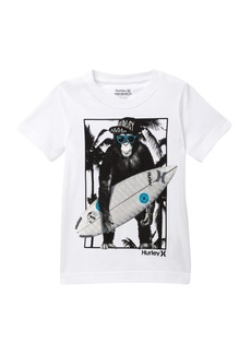 Hurley Monkey Biz Tee (Little Boys)