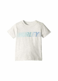 Hurley Moto Logo Tee (Big Kids)