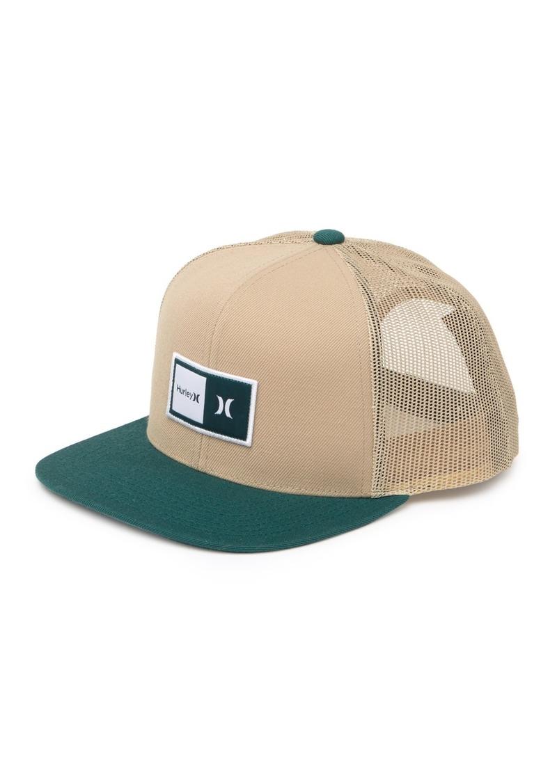 Hurley Natural Logo Hat