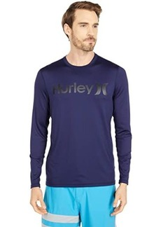 Hurley One & Only Long Sleeve Surf Shirt