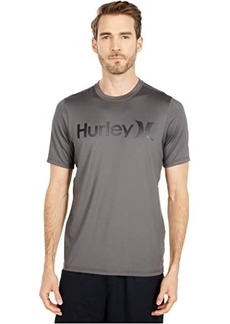 Hurley One & Only Short Sleeve Surf Shirt