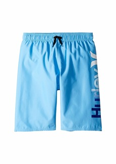 Hurley One and Only Gradient Pull-On Swim Shorts (Big Kids)
