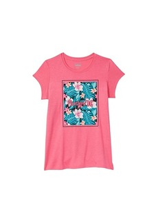 Hurley One and Only Logo T-Shirt (Big Kids)