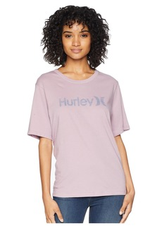 Hurley One and Only Solid Perfect Short Sleeve Crew