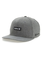 Hurley Phantom One & Only Snapback Baseball Cap