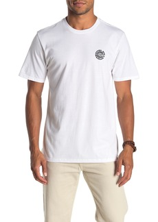 Hurley Premium Eternal Carve Graphic Logo T-Shirt