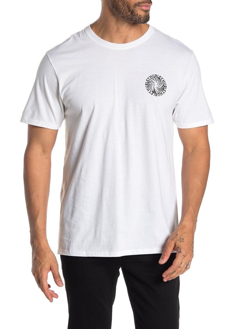 Hurley Premium Wormhole Short Sleeve T-Shirt