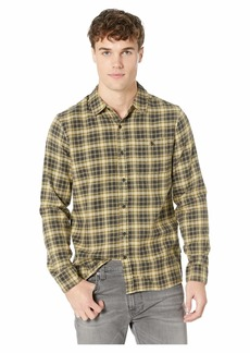 Hurley Ranger Plaid Long Sleeve