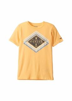 Hurley Reflective Graphic Short Sleeve T-Shirt (Big Kids)