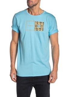 Hurley Siro Front Graphic Knit T-Shirt