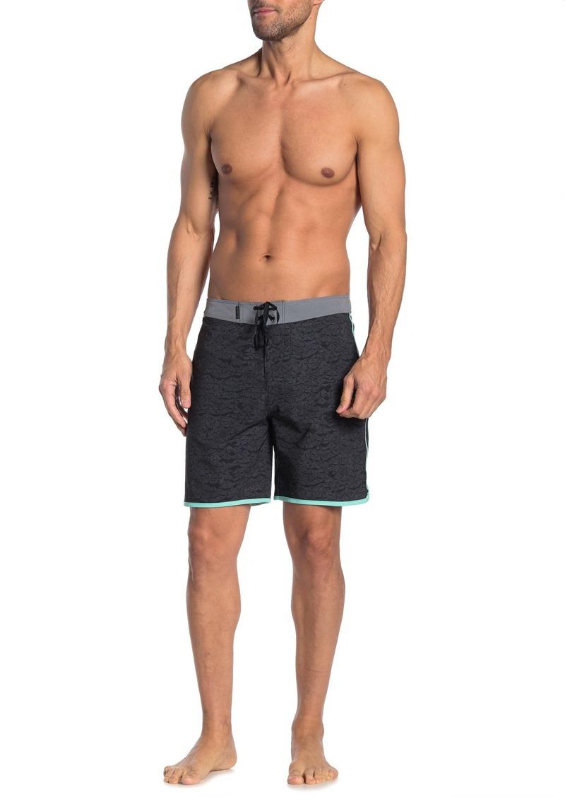 Hurley Sleep Hollow Printed Swim Shorts