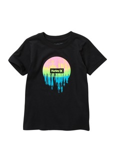 Hurley Smeared Out Tee (Toddler Boys)