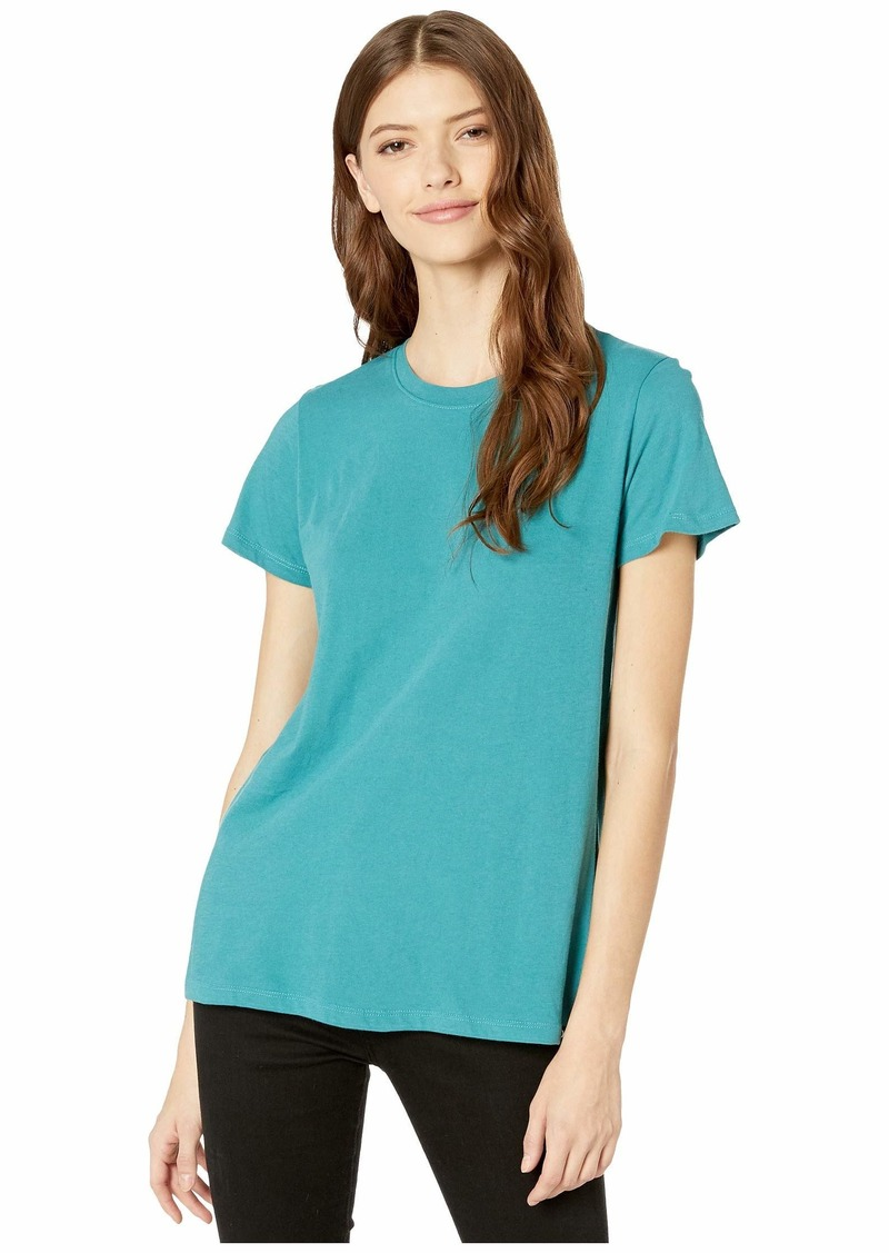 Hurley Solid Perfect Crew T-Shirt Short Sleeve