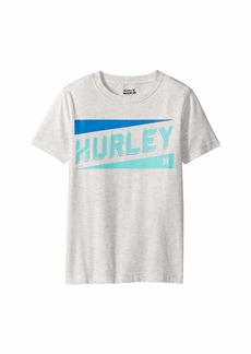 Hurley Stadium Lines Tee (Big Kids)
